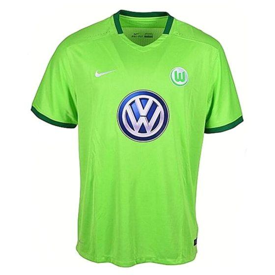 Wolfsburg Kids Home Shirt 2016/17
