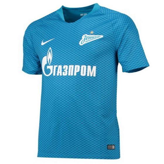 Zenit St Petersburg Nike Home Shirt 2018/19 (Adults)