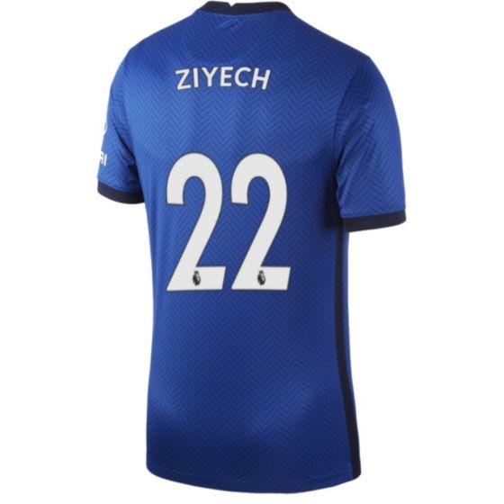 Chelsea 'ZIYECH 22' Home Shirt 2020/21