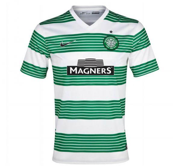 Glasgow Celtic Kids (Boys Youth) Home Jersey 2013 - 2015
