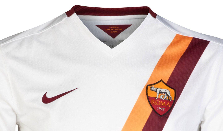 cabb30e62965 AS Roma Away Jersey 2014 - 2015