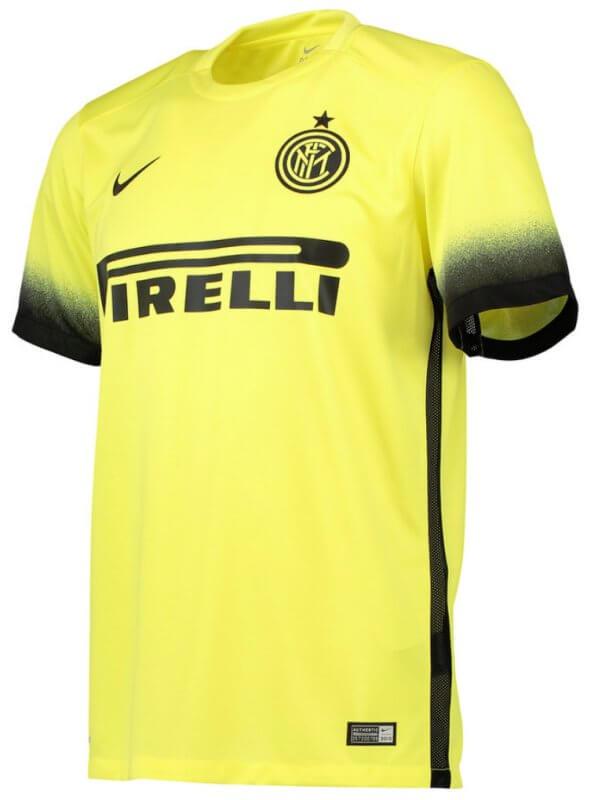 online store 5c5c5 71bc1 Inter Milan Kids Third Jersey 2015 - 2016