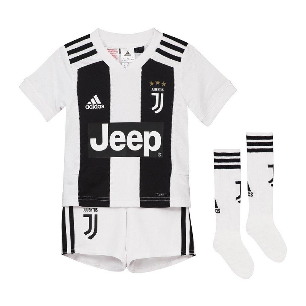 Juventus Adidas Kids Home Kit 2018 19 - New Launch! 0d95a936a