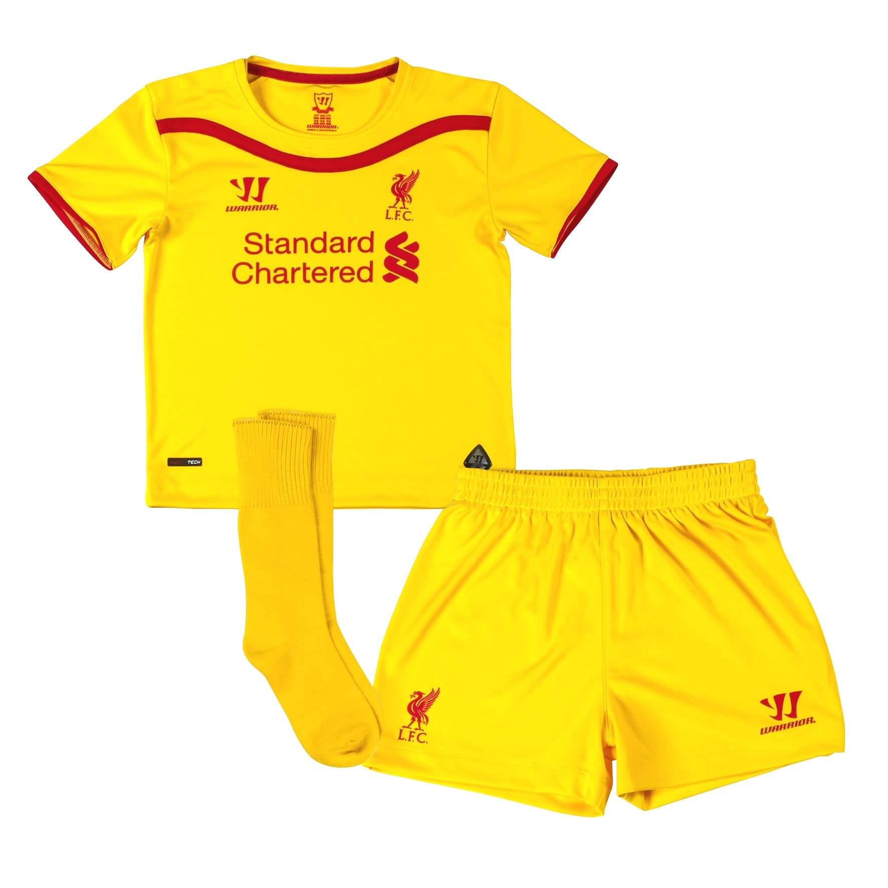 0b9f964ee52 Liverpool Kids (Boys Youth) Away Kit 2014 - 2015