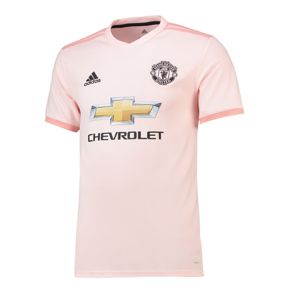 ff83d4f6710 Manchester United Adidas Away Shirt 2018 19 - Authentic Adults Apparel