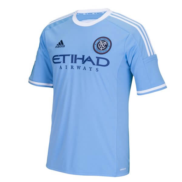 c9e49c7fe New York City Home Football Shirt 2016 17 ~ Order Online Now