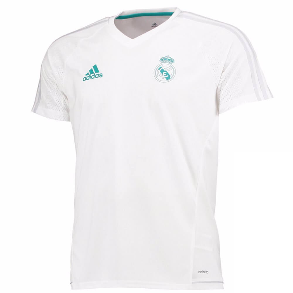 25264409191 Real Madrid Training Jersey 2017/18 (White) Ready for Orders