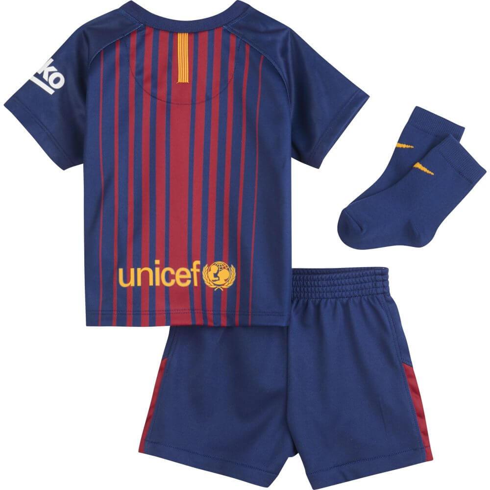 los angeles c8130 38b84 Barcelona Home Baby Kit 2017/18