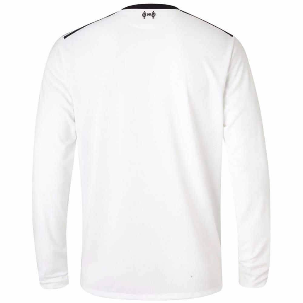 new style 1c886 f3110 Liverpool Kids Long-Sleeve Away Shirt 2017/18