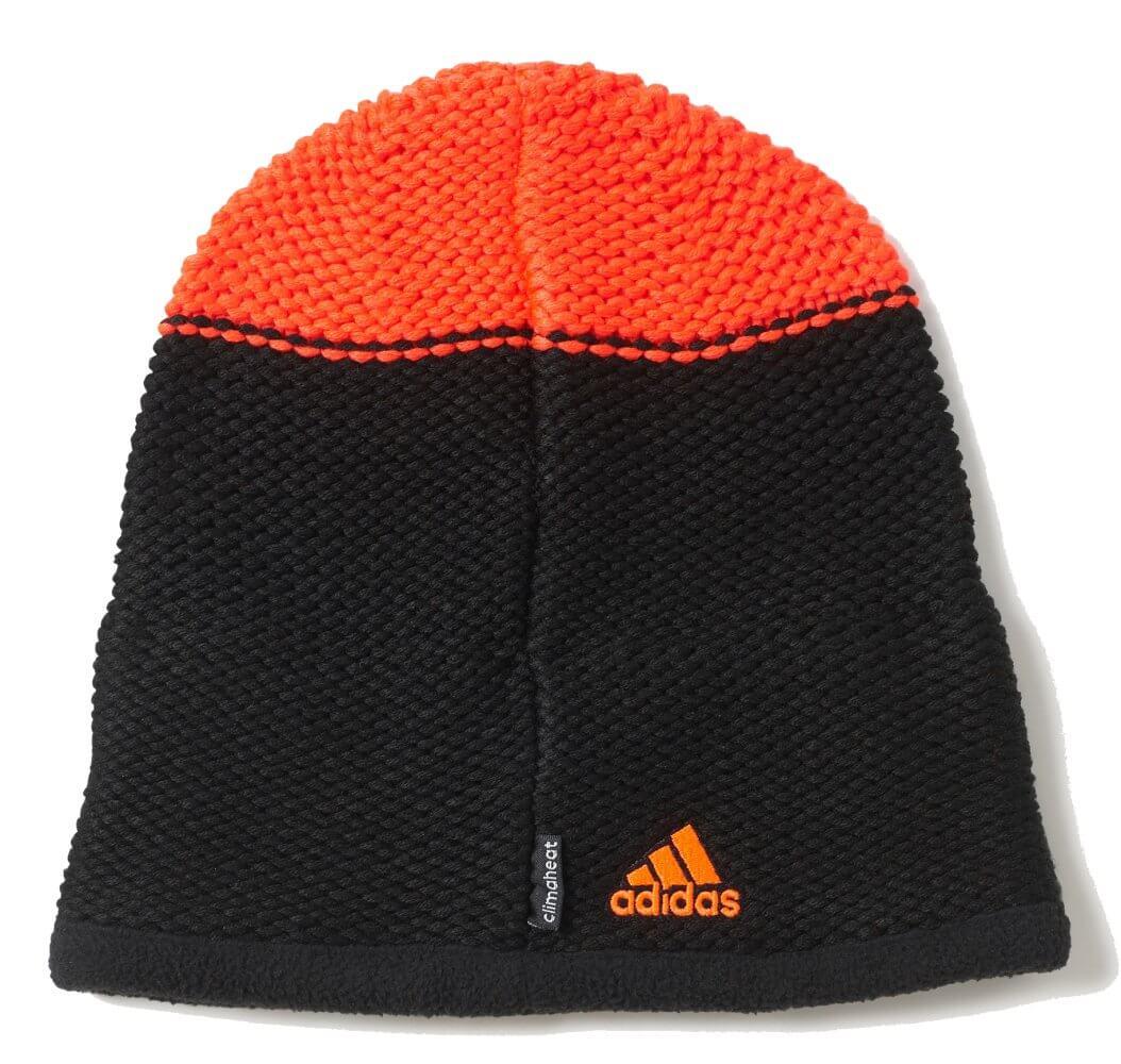 Manchester United Adidas Beanie Hat 2015 16 (Black) b186fd9ee2a
