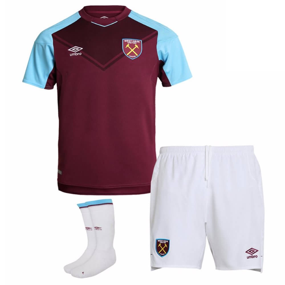 official photos 488cb fc531 West Ham United Kids Home Strip 2017/18