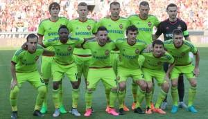 2015 - 2016 Russian Premier League CSKA Moscow