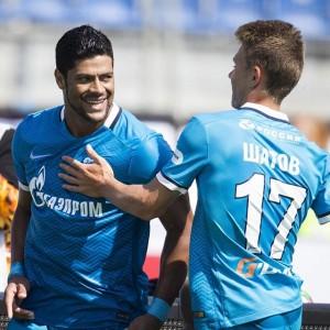 2015 - 2016 Russian Premier League Zenit