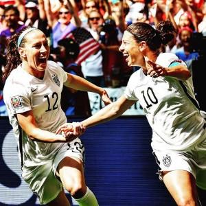 2015 Women's World Cup Final USA