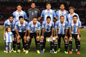 2018 World Cup CONMEBOL Qualifiers Argentina