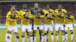 2018 World Cup CONMEBOL Qualifiers Colombia