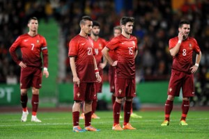 2018 World Cup UEFA Qualifying Group B Portugal