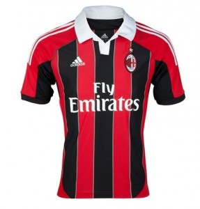 AC Milan Home Shirt 2012 - 2013