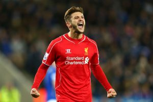 Adam Lallana Signs a New Deal with Liverpool FC 2017