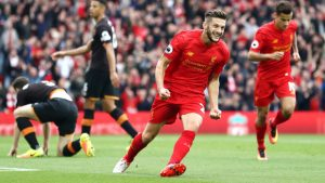 Adam Lallana Signs a New Deal with Liverpool Skill and Goals