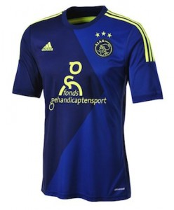 Ajax Away Shirt 2014 - 2015