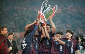 Ajax Win UCL 1995