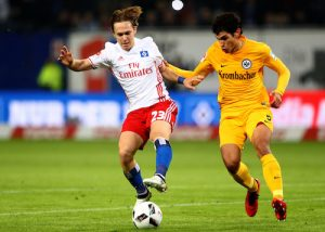 Alen Halilovic Hamburger V Eintracht