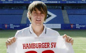 Alen Halilovic Joins Las Palmas from Hamburger