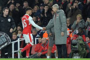 Alex Oxlade Chamberlain Reborn at Right Wing-Back Arsene Wenger