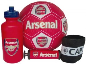 Arsenal soccer set
