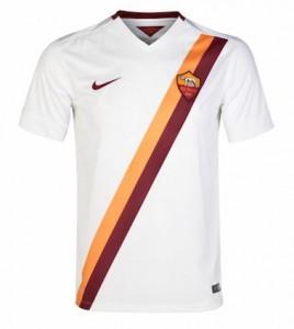 AS Roma Away Shirt 2014 - 2015