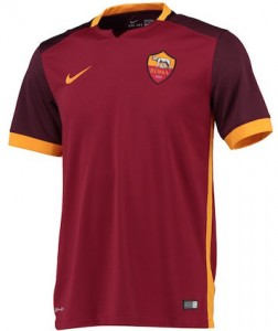 51a42e5a8d6 Yet AS Roma Home Shirt 2015 - 2016