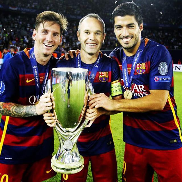 Supercup: Athletic Bilbao V FC Barcelona 2015