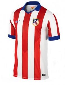 Atletico Madrid Home Shirt 2014 - 2015