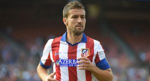 Atletico Madrid's midfield lynchpin, Gabi Picture