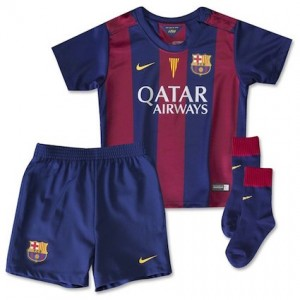 Barcelona Baby Home Kit 2014 - 2015