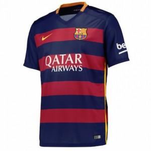 Barcelona Home Shirt 2015 - 2016