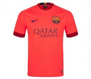 52f108a50da Kids Barcelona Kit 2014 | Barcelona Kids Away Shirt 2014 - 2015