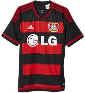 Bayer Leverkusen Home Shirt 2015 - 2016