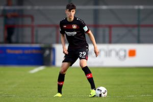 Bayer Leverkusen's Kai Havertz Friendly Game