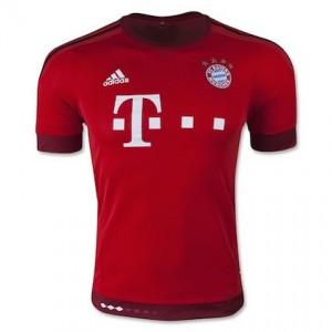 Bayern Munich Home Shirt 2015 - 2016