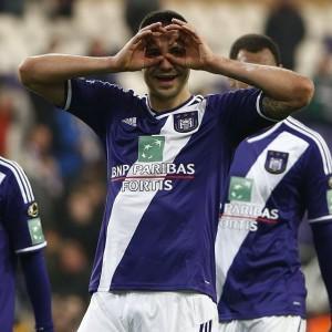 Belgian Pro League Playoff System Anderlecht