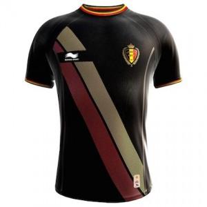 e5964cf3f7c Belgium 2014 World Cup Away Jersey | Belgium Football Shirt