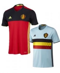 Belgium Euro 2016 Jerseys