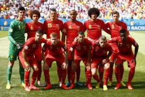 Belgium Top FIFA Rankings 2015
