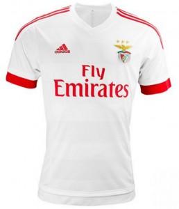 Benfica Away Shirt 2015 - 2016