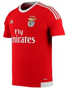 Benfica Home Shirt 2015 - 2016