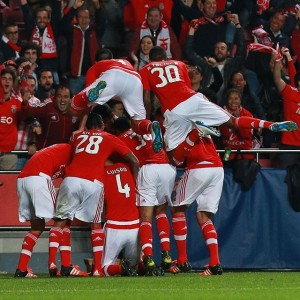 Benfica Title Hopes 2015
