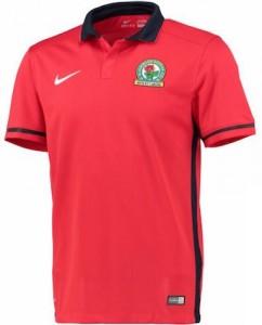 Blackburn Rovers Away Shirt 2015 - 2016