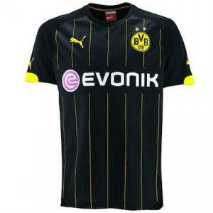 Borussia Dortmund Away Shirt 2014 - 2015